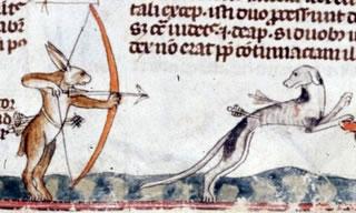 ancient manuscript style