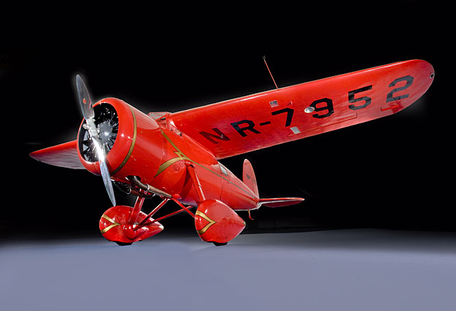 Amelia Earhart Lockheed Vega